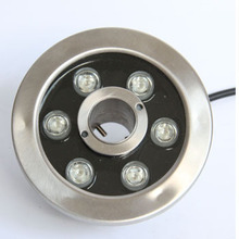 hign power color changing 6W LED pool light