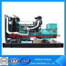 Volvo 200kw diesel genset with fast delivery