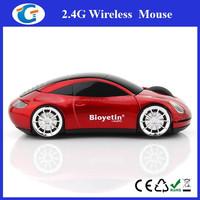 3D Optical Car Shaped Mouse Drivers USB Car Optical Mouse