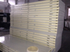 PU insulated sandwich panels for refrigerating unit