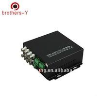 8-ch large-capacity Digital HD video transmission
