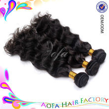 Smoother and do not tangle 6A wet and wavy weave indian remy