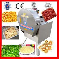 High efficient 200-1000KG/H vegetable and fruit shredder machine/Professional vegetable and fruit shredder machine