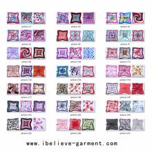 2015 wholesale fashion thai silk scarf