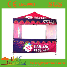 serviceable family canvas shadow tent
