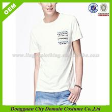 New ! 2014 China T-shirt Importers/Slim Cotton Printing Shirt for Men (lvt-0500058)