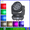 new design 19*12w 4in1 rgbw led zoom moving head wash