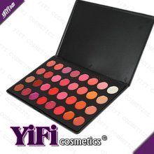 Multi-color waterproof longlasting 32 color make your own lip gloss