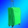 Stocklots Overstock job lots polyester trolley luggage, surplus wheeled travel bag, excess inventory fabric maleta suitcase set