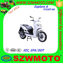 new design Explore A YY150T-8A YY125T-8A scooter motorcycle