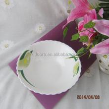 porcelain chicken bowl ceramic chicken bowl