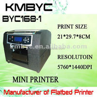 a4 size digital flatbed cake printer/cake printing machine/cake decorating machines
