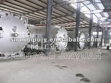 pyrolysis machine / waste plastic to oil