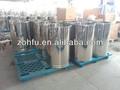 de acero inoxidable latas de leche para la venta/recipiente de la leche/tanque de transporte de la leche
