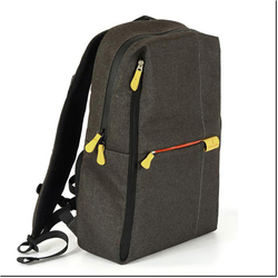 DSLR Outdoor canvas fashion canvas dslr waterproof bag for the beach