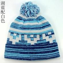 wholesale handmade crochet fancy cat knitted beanie hat