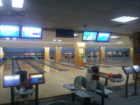 used bowling line low price China sale bowling equipment