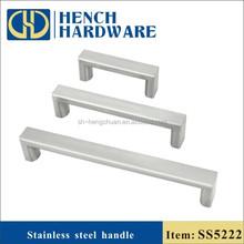 Cabinet hardware stainless steel door handle