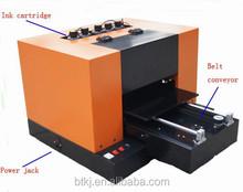 Digital photo printing machine print on glass and metal