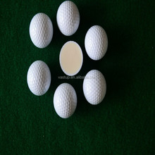 High quality two piece range golf balls
