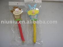 EVA foam pen,foam animal pen,cute pen