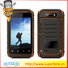 China smart phones S922 waterproof phone for outdoor travel MTK 6572 dual core 1.3G support industrial grade GPS