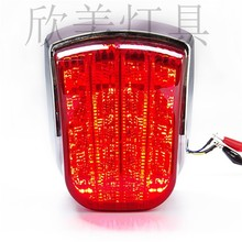 New Product Super Bright Motorcycle Taillight LED Tail Light As LED Signal For Vespa Px125 Px150 Px200 - Replace Directly