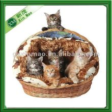 rattan pet carrier for cats
