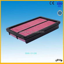 High quality ( Auto Engine/Air Intakes ) Auto Air Filter B595-13-Z40 for Mazda 323 with top quality and cheap price