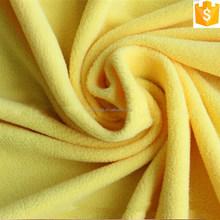 Hot selling Super soft plain dye Anti-pill polar fleece fabric