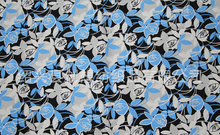 Printed cotton spandex Cotton printed poplin fabric/for garment from maixiang textile co.,ltd