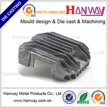 china manufacturer.Anodizing aluminum die casting heat sink radiator automobile spare parts from China