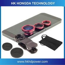 mobile phone Universal 3 in 1 Clip Camera professional