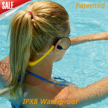 2015 new IPX8 Waterproof MP3 Player for swimming water sports running FM 8GB