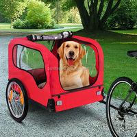 New Design Pet Bike Trailer with EN15918:2011&ISO9001:2008