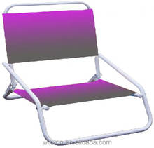Low Seat Folding Beach Chair(Camping Chair)