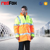 with outer pockets EN471 100% polyester motorway reflective jacket