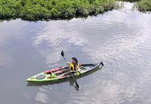 3.7mtrs single sit on top rotomolded fishing boat/kayak/canoe-Leisure Dave