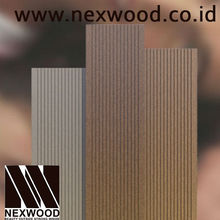 2014 Indonesia Highest Quality Wood and Plastic Composite for Outdoor and Indoor Decking