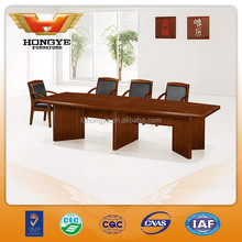 hot sale boat shape conference table HY-A8038