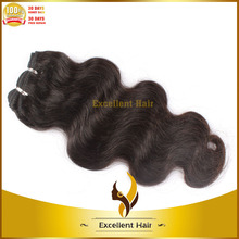100% unprocessed virgin brazilian hair attachment