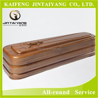 Best selling wooden coffin,caskets for the funeral