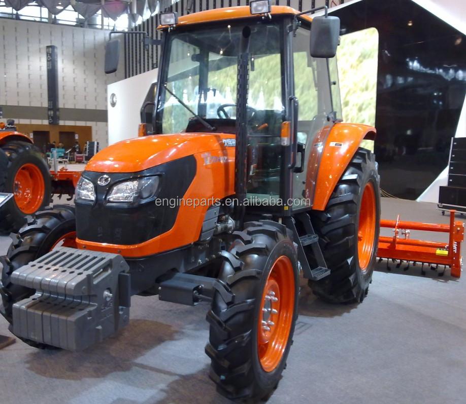 Kubota Tractor Upgrades : Kubota tractor wd view