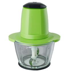 200W 1.2L glass bowl multifunctional electric food chopper