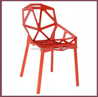 Modern cheap replica wooden polypropylene ABS Charles silla DSW DAW chair with eiffel legs