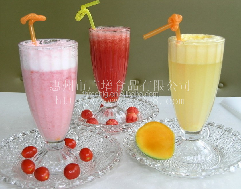 2014 Factory price fresh fruit juice concentrate, multiple flavors juice concentrate,