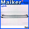 Exterior auto parts running board side step For Buick Envision car accessories maiker