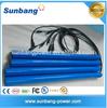 Factory price 12v 22ah 18650 2000mah lithium ion battery for LED light