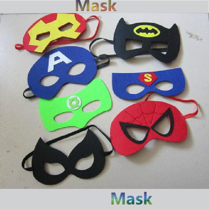 Из чего и как сделать маску человека паука