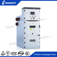 KYN28-12(GCS1) Metal Clad electric outdoor 11KV switchgear panel